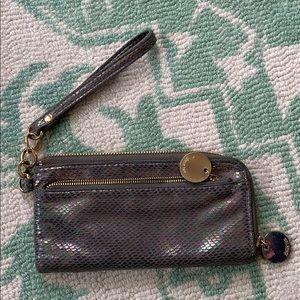Deux lux wrist wallet